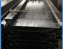 山西太原中部槽 矿用中部槽 刮板机配件中部槽