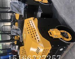 1.5吨小型座驾式双钢轮压路机,性价比高更实惠