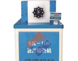 胶管锁管机设备组成和主要技术特征